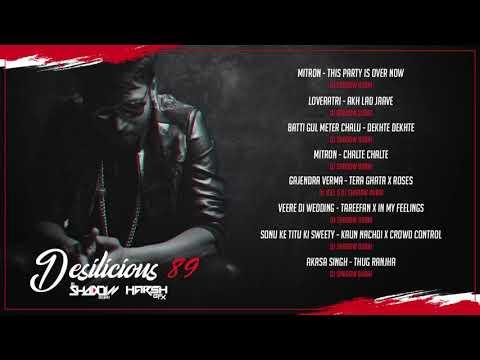 DJ Shadow Dubai | Desilicious 89 | Audio Jukebox