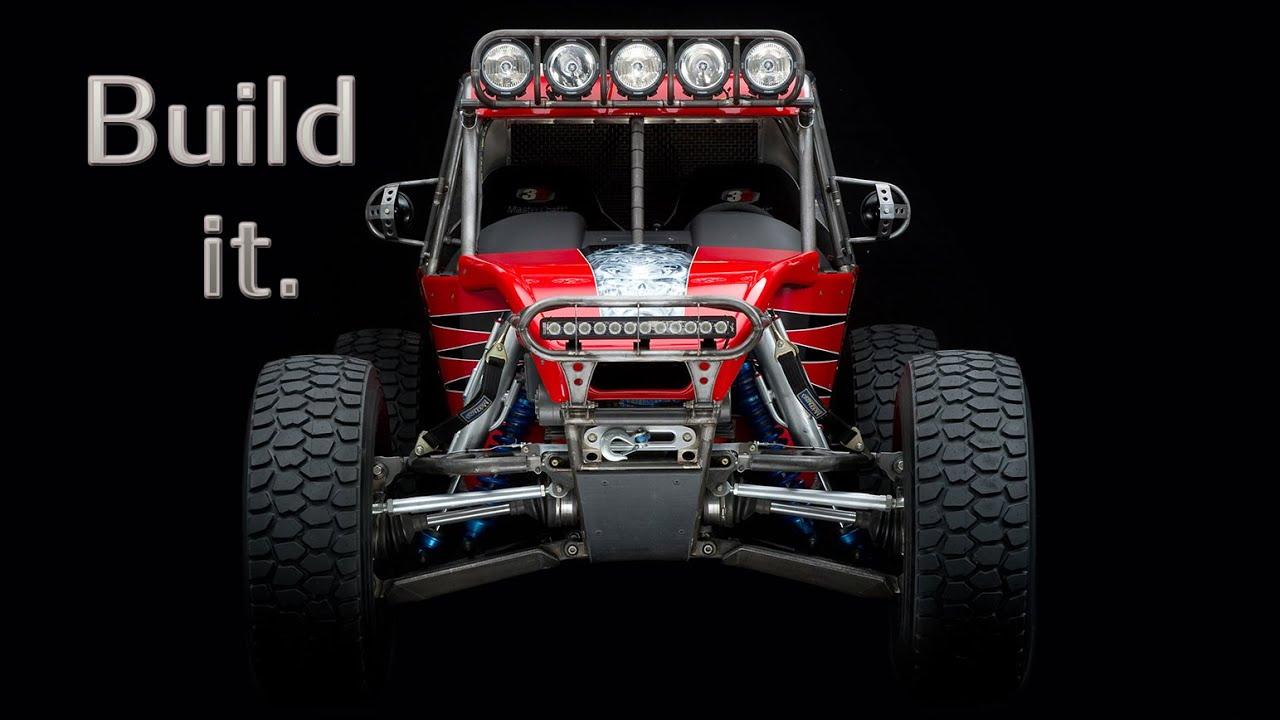 Download Build it, the Ultra 4 race car build