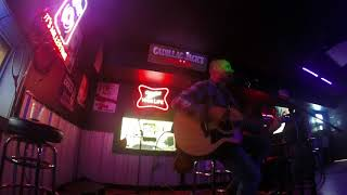 I Kinda Don't Care - Justin Moore (Gary Cates Cover) Live at Cadillac Jack's Bloominton, Illinois