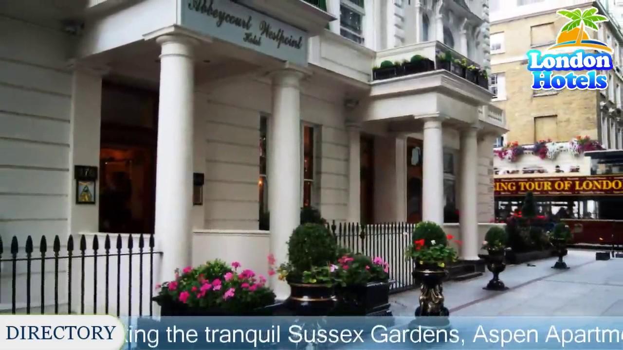 aspen serviced apartments - london hotels, uk - youtube