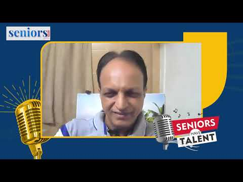 Dr Parvish Pandya Performing at Seniors Have Talent | Season Two Finale | Online Singing Contest