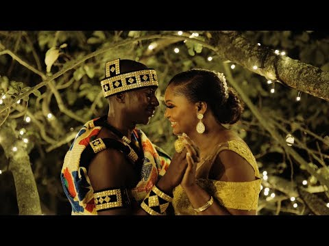 Mariama & Richard | The Old Kent Barn Wedding Film - Ghanaian & Gambian Cinematic Wedding Video