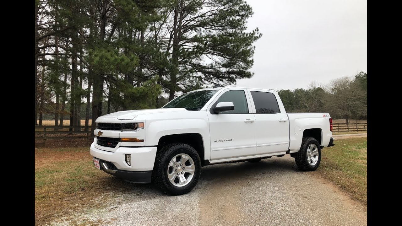 2018 silverado all star edition