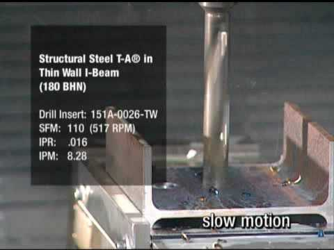 Structural Steel T-A® in Thin Wall I-Beam (Imperial)