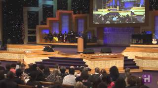 Prophet Brian Carn - Dominion Camp Meeting 2015 (Part 1)