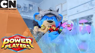 Power Players | Too Cold! | Cartoon Network UK