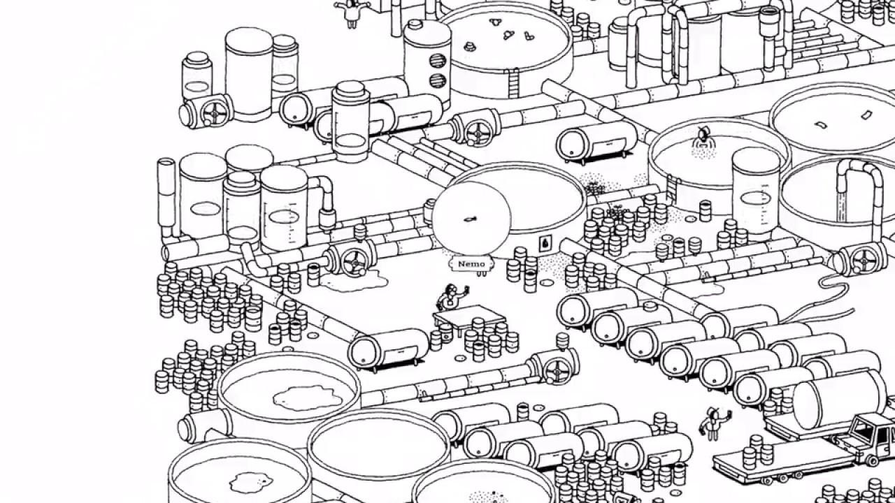 Hidden Folks Guide 12 - The Factory - Full Walkthrough image