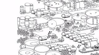 Hidden Folks Guide 12 - The Factory - Full Walkthrough
