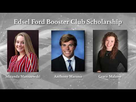 Edsel Ford High School - Class of 2020 Honors Program