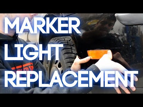 Side Marker Light Replacement - How To (MK5 Volkswagen)