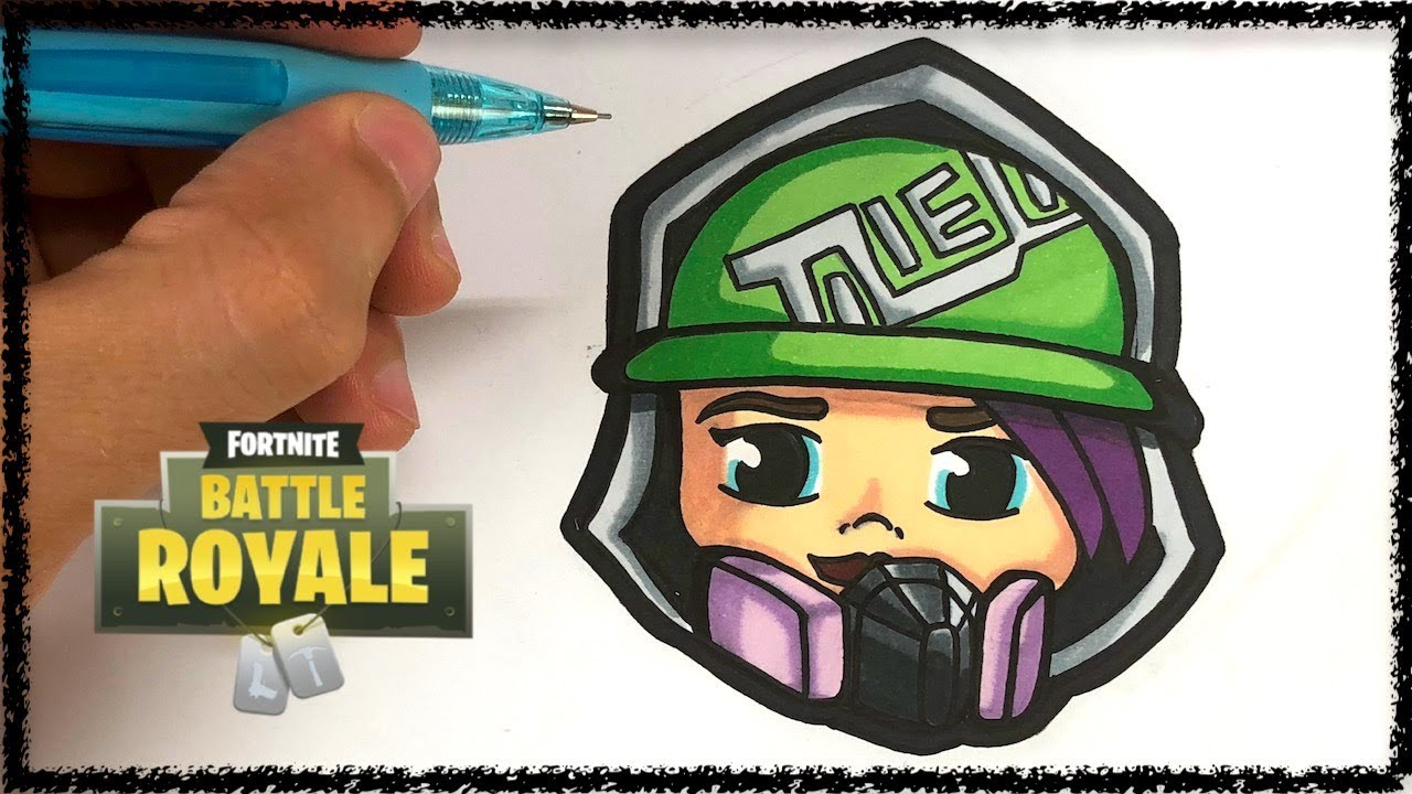 Tuto Emoji Graffeuse Fortnite Youtube