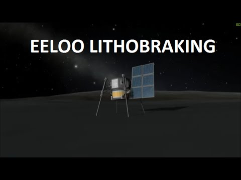 [ITA] Kerbal Italia Space Program #60: Eeloo land- lithobraking