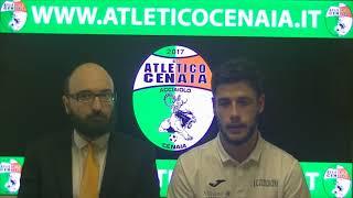 Interviste post partita Atletico Cenaia - Castelfiorentino