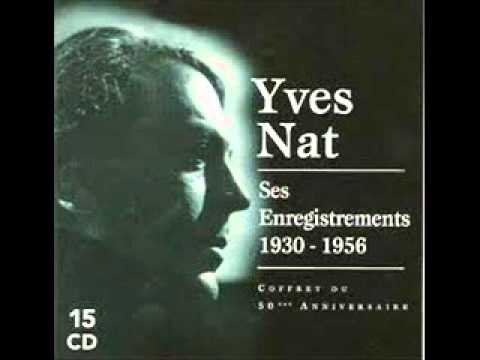 Yves Nat plays Beethoven Sonata No. 18 in E flat Op. 31 No. 3