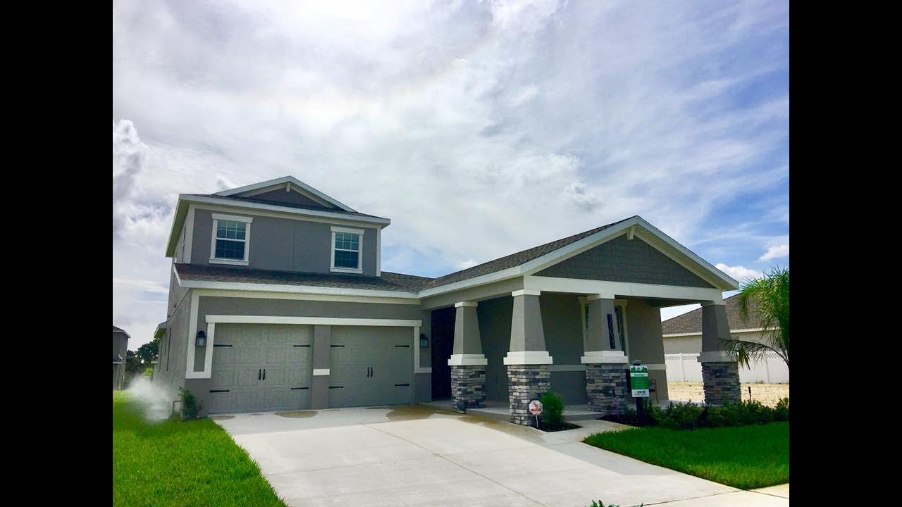 Winter Garden New Homes   Storey Grove By Lennar Homes   Simmitano Model
