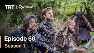 Resurrection Ertugrul Season 1 Episode 60