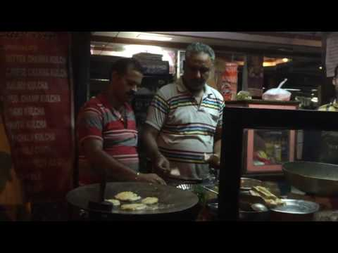Kaladi Kulcha Jammu | Street Food India | Sardar Di Hatti Old Jammu City