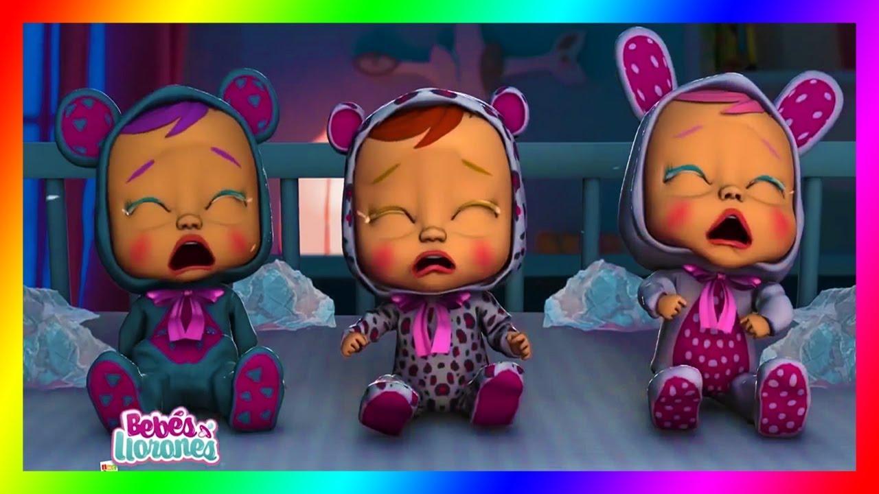 Bebes Llorones Comerciales De Juguetes En Español Videos Para Niñas Kids Time Tv Youtube