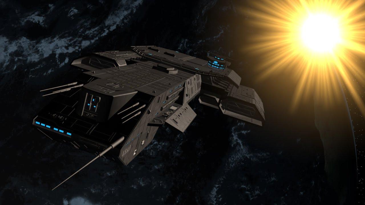 Stargate Daedalus Bc 304 3d