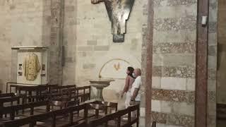 La veglia in cattedrale e l'omaggio dei termolesi a San Basso