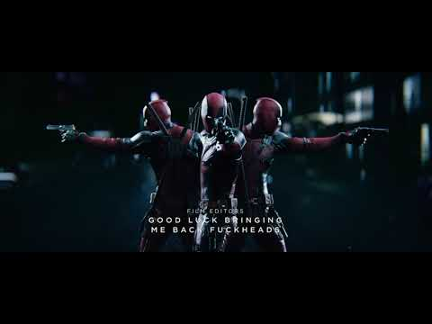 Deadpool 2 Intro Scene (Celine Dion - Ashes)