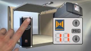 Пристрій воріт Hörmann: Тора всход програмування SupraMatic і HS5-BS брелока вхід