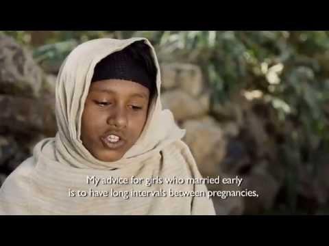ethiopian brides
