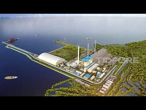 TIDFORE Group's Coastal Power Plant - EPC Project