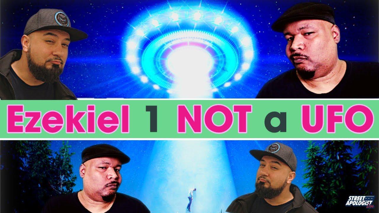 Ezekiel 1 *NOT* About a UFO 🛸👽