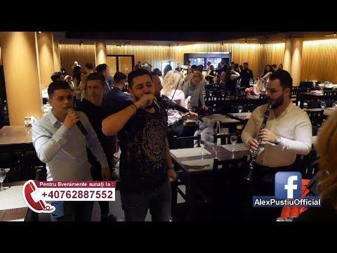 Alex Pustiu - Te iubesc la putere maxima ( Live ) HiT 2018