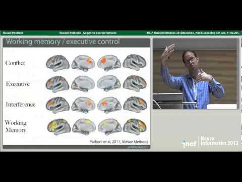 Russell Poldrack - Cognitive Neuroinformatics (2012)