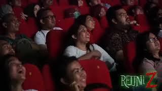 Reaksi Penonton Reuni Z