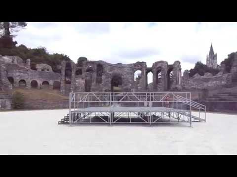 Amphithéâtre gallo-roman de Saintes
