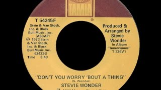 Stevie Wonder ~ Don
