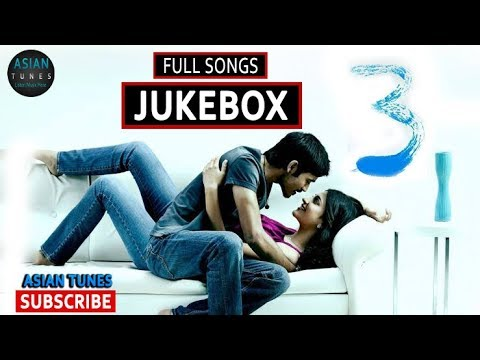 3 Movie Full Songs Jukebox || Dhanush, Shruti Haasan || #AnirudhRavichander