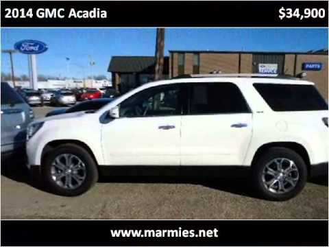 2014 GMC Acadia Used Cars Great Bend KS - YouTube
