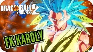LA FUSION DE BROLY Y GOKU DRAGON BALL XENOVERSE 2 MODS GAMEPLAY