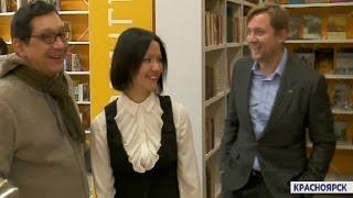 Внуки Сергея Михалкова приехали в Красноярск на 40-летие детской библиотеки