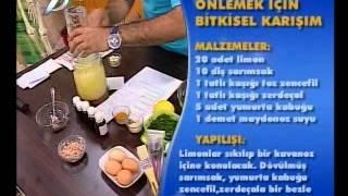 Dr. Feridun Kunak Show 8 Eylül B4 (Kemik Erimesi için Bitkisel Karışım 1)