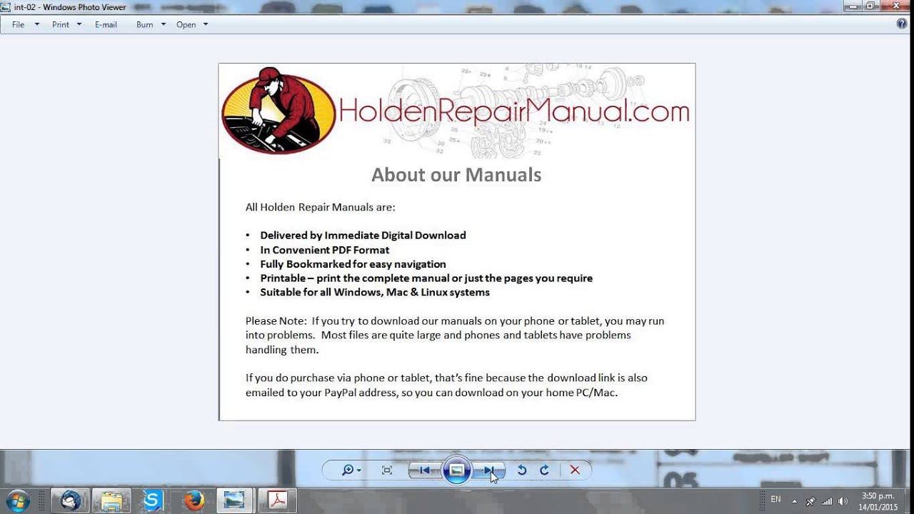 holden hz workshop manual free download