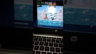 Play moto x3m winter on my Chromebook