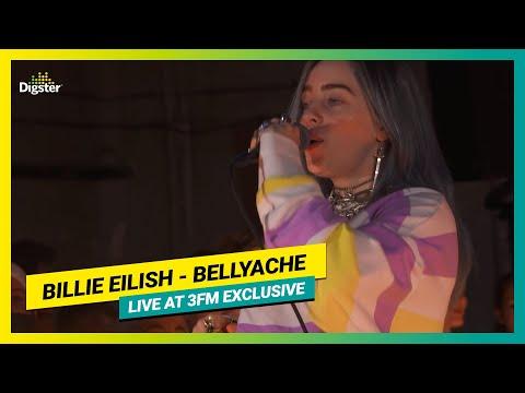 Billie Eilish - Bellyache | Live At 3FM Exclusive