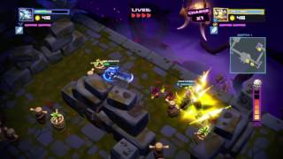 Super Dungeon Bros PS4 Gameplay