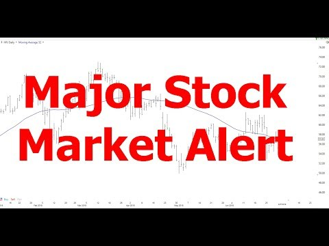 MAJOR STOCK MARKET ALERT  !!!!!!