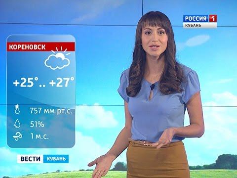 В Кореновске ожидается температурный максимум