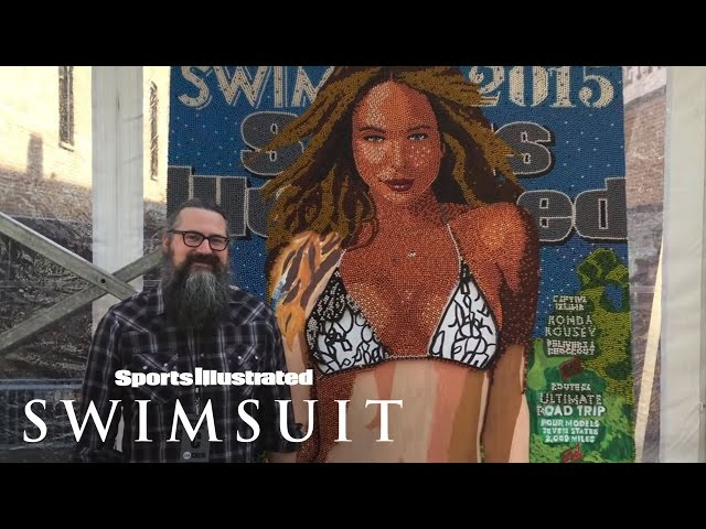 Herb Williams discusses his Hannah Davis tribute | SwimDaily Raw | Sports Illustrated