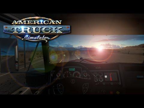 [American Truck Simulator] Reno, Nevada to Spokane, Washington