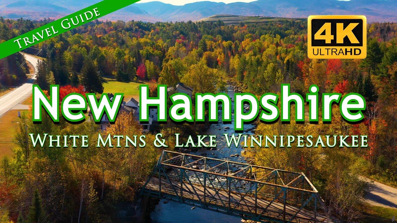 Download New Hampshire Travel Guide - White Mountains & Lake Winnipesaukee