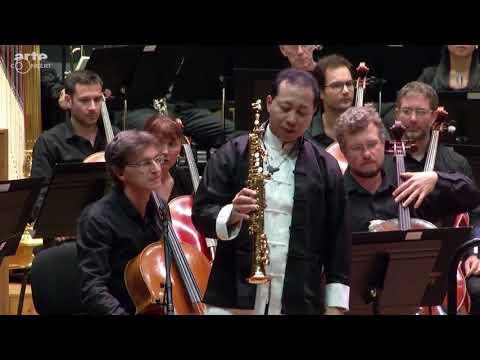 Temple Bugler by Zhou Long (Kenneth Tse, Strasbourg Philharmonic Orchestra)