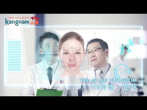 Bệnh viện thẩm mỹ Kangnam - Bệnh viện chuẩn Hàn Quốc đầu tiên tại Việt Nam